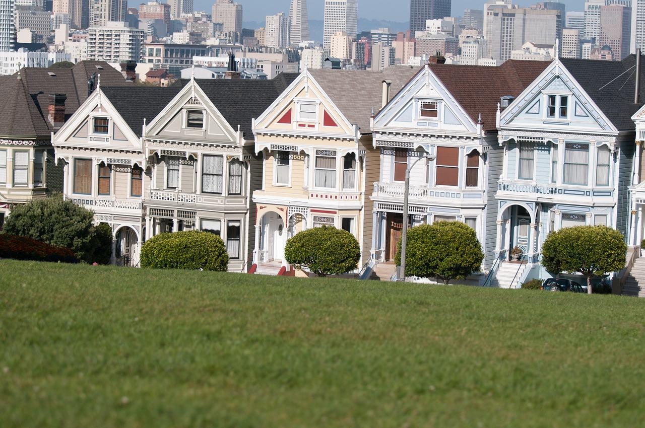 サンフランシスコの住宅